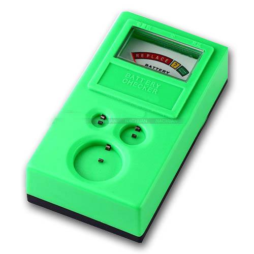 Comprobador de pilas de boton relojes bazarweb for Tamanos de pilas